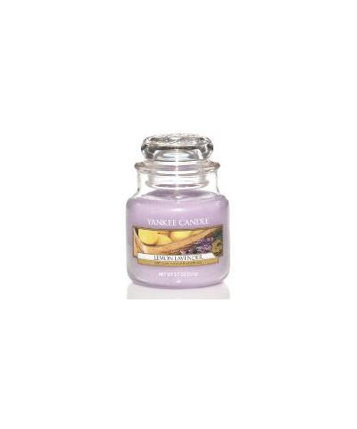 Lemon Lavender - Cytrynowa Lawenda (Słoik Mały)