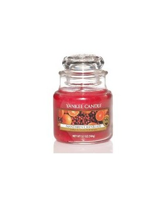 Mandarin Cranberry - Mandarynka z Żurawiną (Słoik Mały)