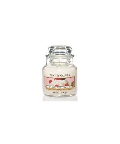 Strawberry Buttercream - Krem Truskawkowy (Słoik Mały)
