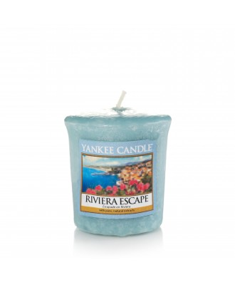 Yankee Candle - Riviera Escape - Letnia Ucieczka - Votive