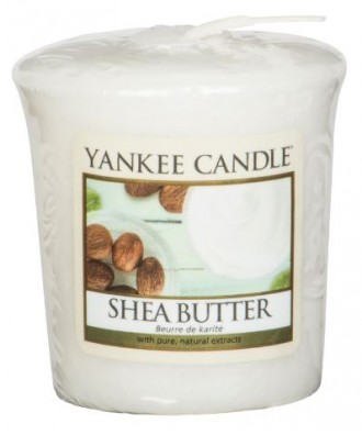 Yankee Candle - Shea Butter - Masło Shea - Votive
