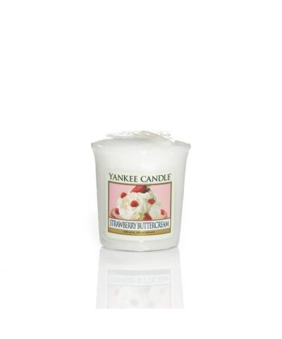 Strawberry Buttercream - Krem Truskawkowy (Votive)