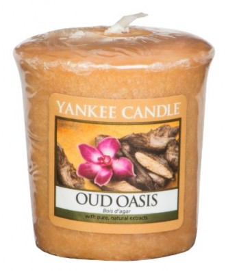 Yankee Candle - Oud Oasis - Votive