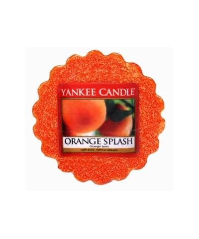 Orange Splash - Pomarańczowy Plusk (Wosk)