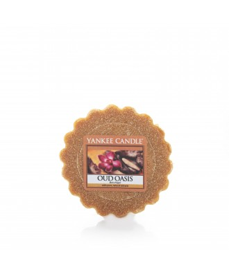 Yankee Candle - Oud Oasis - Wosk Zapachowy