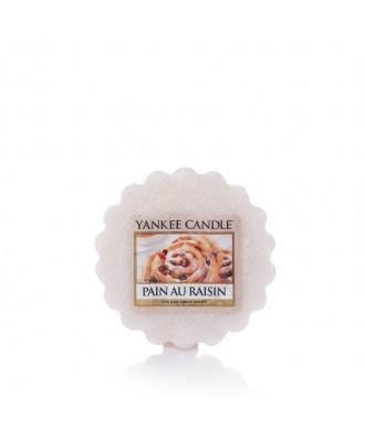 Yankee Candle - Pain au Raisin - Drożdżówka z Rodzynkami - Wosk Zapachowy