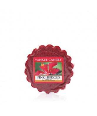 Yankee Candle - Pink Hibiscus - Różowy Hibiskus - Wosk Zapachowy