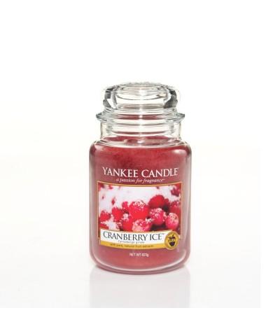 Cranberry Ice - Żurawinowy Lód (Słoik Duży)