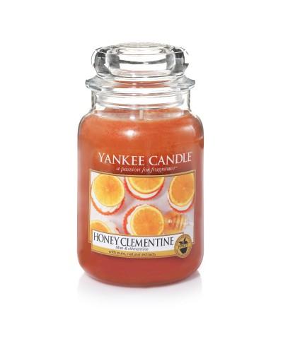 Honey Clementine - Miód i Klementynki (Słoik Duży)