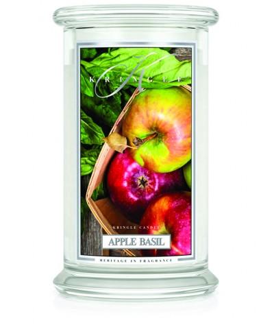 Apple Basil - Jabłko i Bazylia (Słoik Duży 2 Knoty)