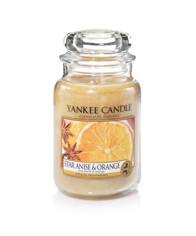 Star Anise & Orange - Anyżowa Gwiazdka z Pomarańczą (Słoik Duży)
