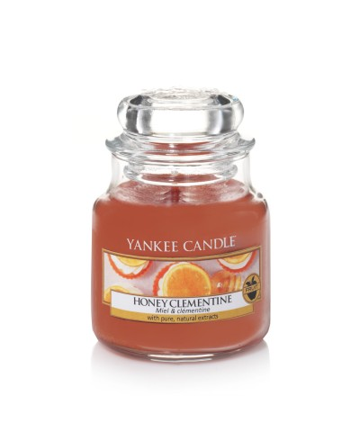 Honey Clementine - Miód i Klementynki (Słoik Mały)
