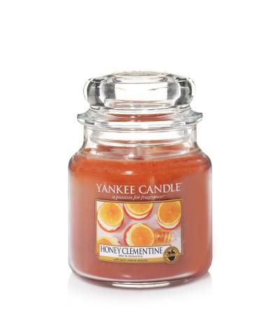 Honey Clementine - Miód i Klementynki (Słoik Średni)