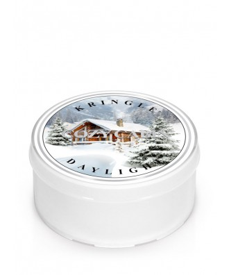 Kringle Candle - Cozy Cabin - Przytulna Chatka - Daylight
