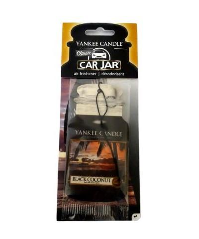 Black Coconut - Czarny Kokos (Car Jar)