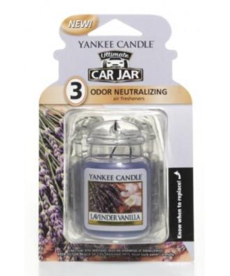 Lavender Vanilla - Waniliowa Lawenda (Car Jar Ultimate)