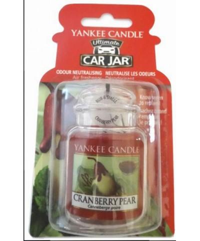 Cranberry Pear - Żurawinowa Gruszka (Car Jar Ultimate)