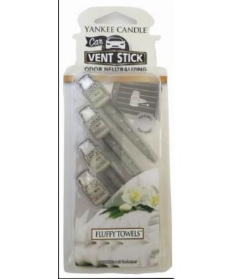 Fluffy Towels - Puszyste Ręczniki (Car Vent Stick - op. 4 szt.)