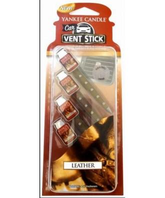 Leather - Skóra (Car Vent Stick - op. 4 szt.)