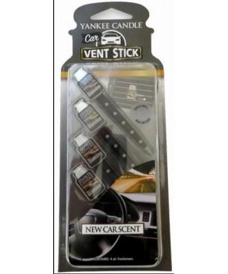 New Car Scent - Nowy Samochód (Car Vent Stick - op. 4 szt.)