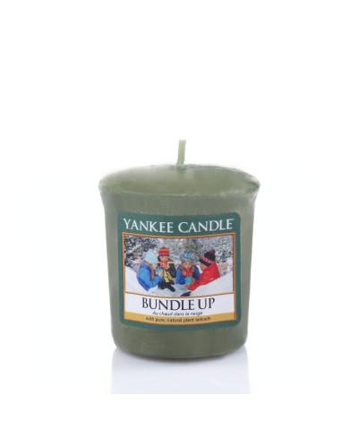 Bundle Up (Votive)