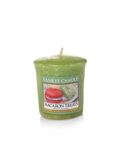 Macaron Treats - Makaroniki (Votive)