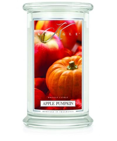 Apple Pumpkin - Jabłko i Dynia (Duża Świeca 2 Knoty)