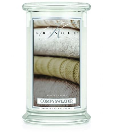 Comfy Sweater - Wygodny Sweter (Duża Świeca 2 Knoty)