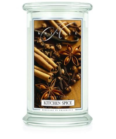 Kitchen Spice - Przyprawy Kuchenne (Duża Świeca 2 Knoty)
