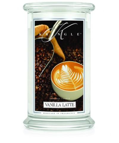 Vanilla Latte - Waniliowe Latte (Duża Świeca 2 Knoty)