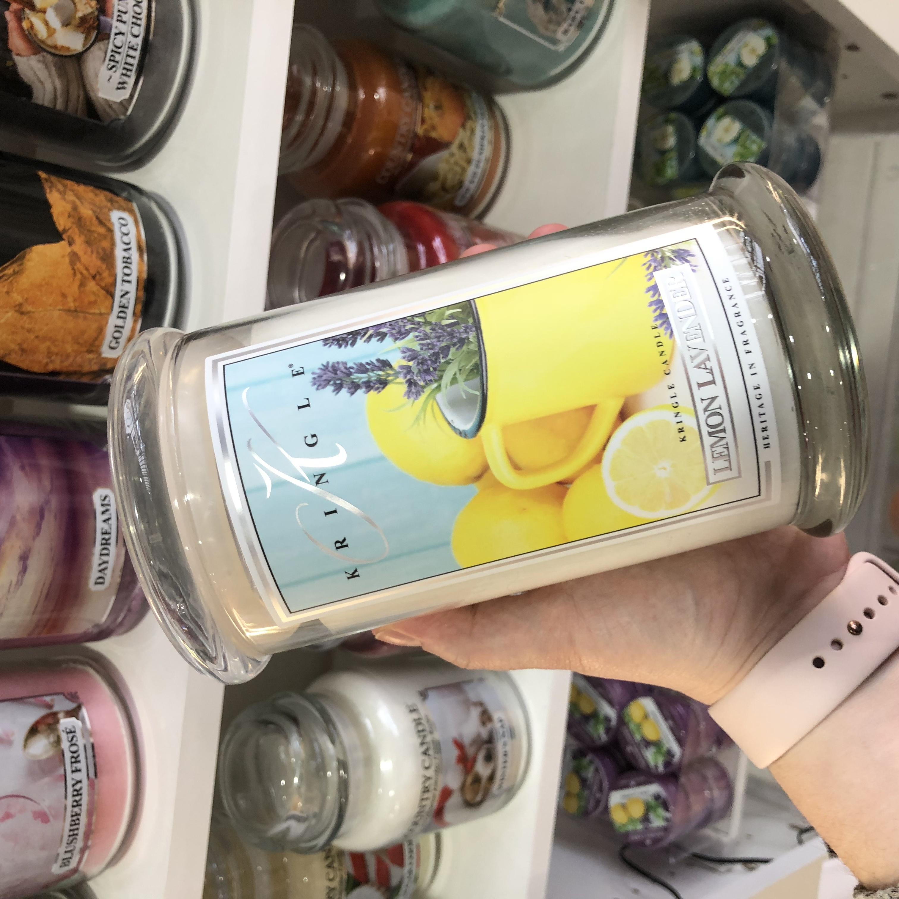 Kringle Candle Lemon Lavender